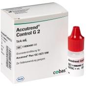 Accutrend® Control G 2 Lösung