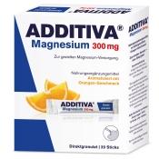 Additiva Magnesium 300 mg Sticks Orange