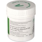 Adler Schüssler Salze Nr. 16 Lithium chloratum D12