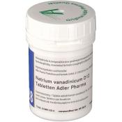 Adler Schüssler Salze Nr. 28 Natrium vanadinicum D12