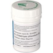 Adler Schüssler Salze Nr. 8 Natrium chloratum D6