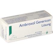 Ambroxol Genericon Lösung