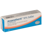 Anaestherit® 10% Salbe