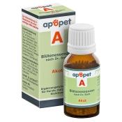 apopet® Blütenessenz A - Akut