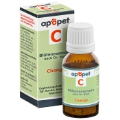 apopet® Blütenessenz C- Change