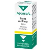 APOZEMA® Blasen- und Nieren Tropfen Belladonna complex Nr. 9