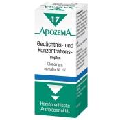 APOZEMA® Gedächtnis- und Konzentrations-Tropfen Nr. 17