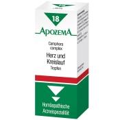 APOZEMA® Herz- Kreislauf Tropfen Nr. 18