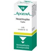 APOZEMA® Heuschnupfen-Tropfen Nr. 19