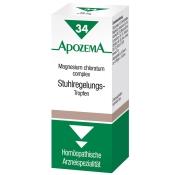 APOZEMA® Stuhlregelungs-Tropfen Nr. 34