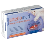 arteriomed® Omega-3-Fettsäure Kapseln