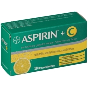 ASPIRIN® PLUS C