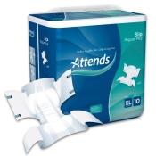 Attends® Slips Regular plus 10 XL