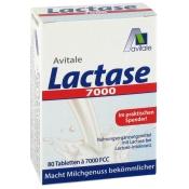 Avitale Lactase 7000 FCC