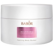 BABOR SPA Relaxing Lavender Mint Calming Body Butter