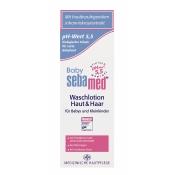 Baby sebamed® Waschlotion Haut & Haar