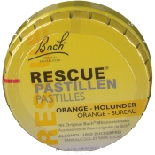 Bach® Original RESCUE® Pastillen Orange-Holunder