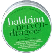 Baldrian Sanova comp. Nerven-Dragees