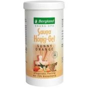Bergland Sauna Honig-Gel Sunny Orange ohne Pumpe