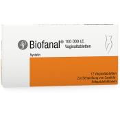 Biofanal® Vaginaltabletten