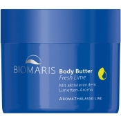 BIOMARIS® Body Butter Fresh Lime