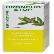 BRONCHOSTOP® Guaifenesin Thymian Hustentropfen