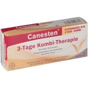 Canesten® Gyn 3-Tage Kombi-Therapie
