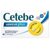 Cetebe® ABWEHR plus
