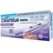 Clearblue DIGITAL Ovulationstest mit dualer Hormonanzeige