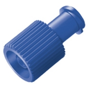 Combi Stopper Verschlusskonen blau