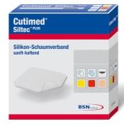Cutimed® Siltec® Plus 10 cm x 10 cm