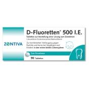 D-Fluoretten® 500 I.E.