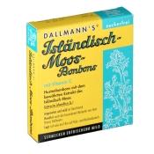 DALLMANN´S® Isländisch-Moos-Bonbons mit Vitamin C zuckerfrei