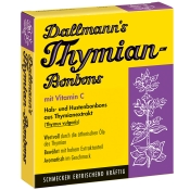 DALLMANN'S® Thymian-Bonbons mit Vitamin C