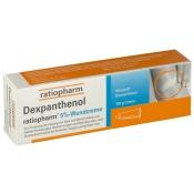 Dexpanthenol ratiopharm® 5%-Wundcreme