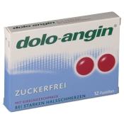 dolo-angin® Zuckerfrei mit Kirschgeschmack