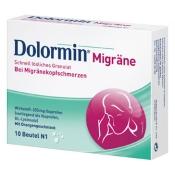 Dolormin® Migräne Granulat