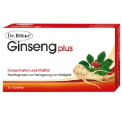 Dr. Böhm® Ginseng plus Tabletten