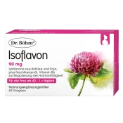 Dr. Böhm® Isoflavon 90 mg Dragees