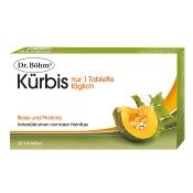 Dr. Böhm® Kürbis nur 1 Tablette täglich