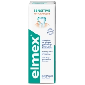 elmex® SENSITIVE Zahnspülung