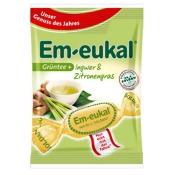 Em-eukal® Grüntee + Ingwer & Zitronengras