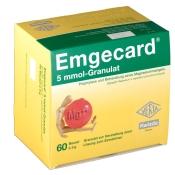 Emgecard® 5 mmol-Granulat