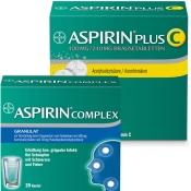 Erkältungsset Aspirin®