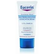 Eucerin Trockene Haut Hautberuhigende Gesichtscreme 12% Omega