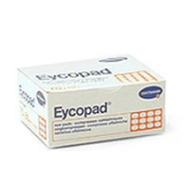Eycopad® Augenkompresse unsteril 70x85mm