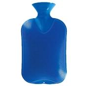 fashy Wärmflasche Halblamelle Königsblau