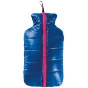 fashy Wärmflasche Steppjacke Blau