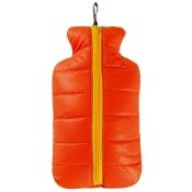 fashy Wärmflasche Steppjacke Orange