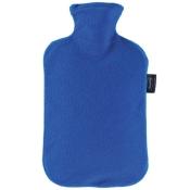 fashy Wärmflasche Unibezug königsblau